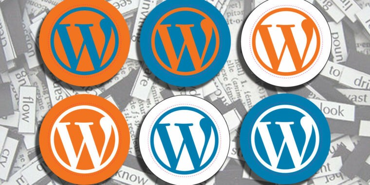Hackers are exploiting a critical flaw affecting >350,000 WordPress sites
