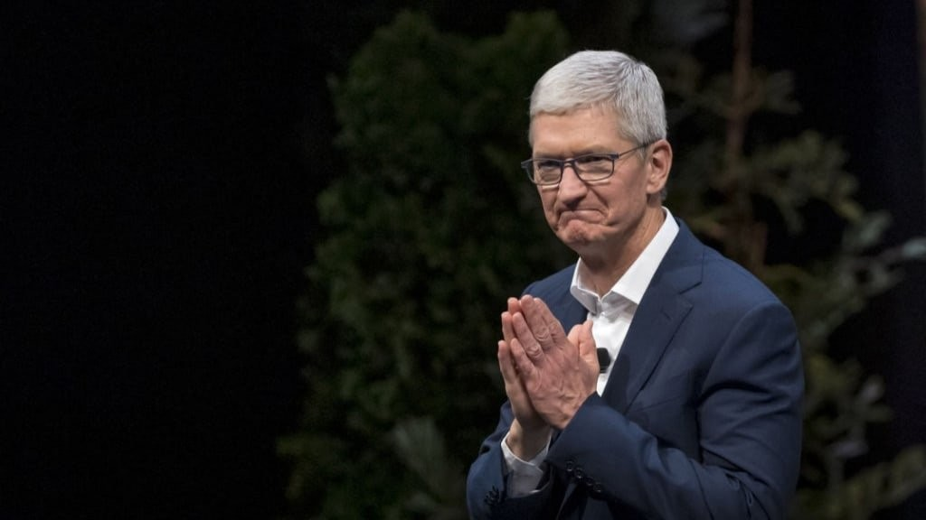 With 9 Words, Tim Cook Just Explained the Biggest Problem With Facebook